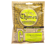 CHIMES ORIGINAL GINGER CHEWS MASTICABLES DE JENGIBRE 40 CHEWY